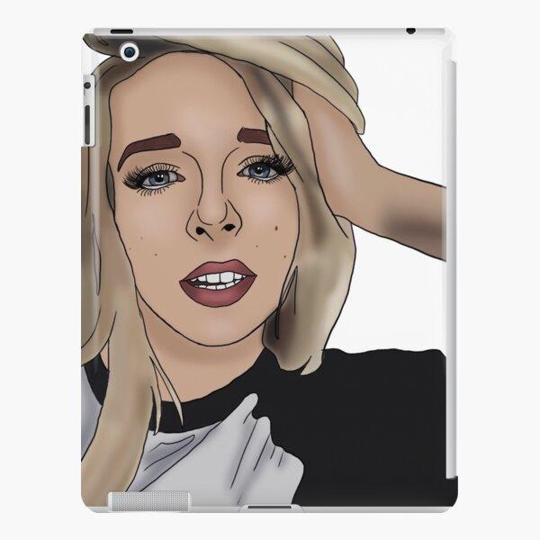 JennxPenn fan art design iPad Snap Case