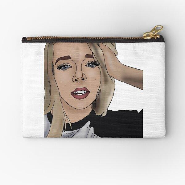 JennxPenn fan art design Zipper Pouch