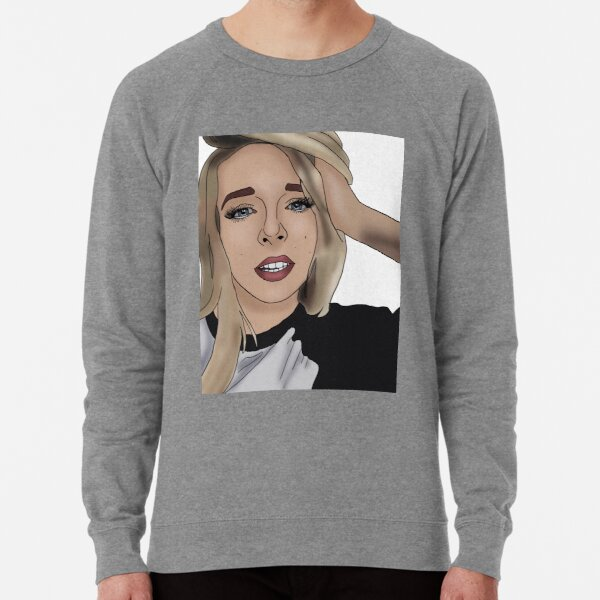 JennxPenn fan art design Lightweight Sweatshirt