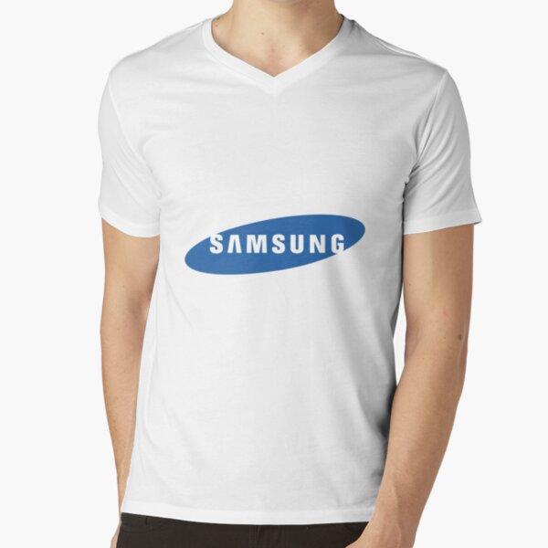 Samsung V-Neck T-Shirt