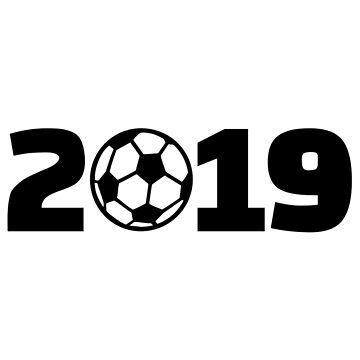 2019 soccer ball by Designzz