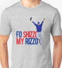 Fo Shizzo My Rizzo Slim Fit T-Shirt