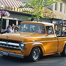 57 Ford F100 Truck by DonnaMoore