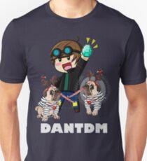 Dantdm : christmas gift for dantdm fans Unisex T-Shirt