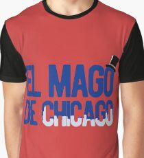 El Mago de Chicago Graphic T-Shirt
