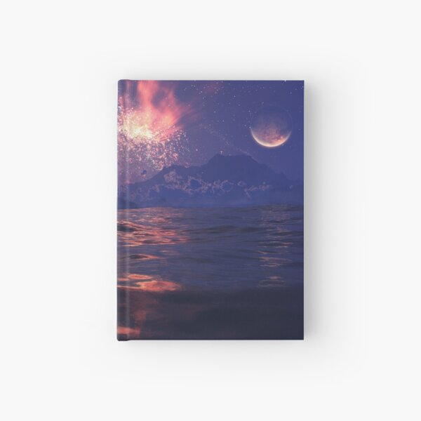 Distant Shores Hardcover Journal