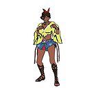 Josie Tekken 7 by CreativeFlame