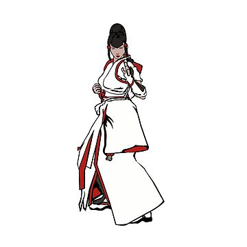 Kazumi Tekken 7 by CreativeFlame