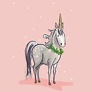 Unicorns for Christmas by Brie Alsbury