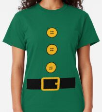 Christmas Elf Costume Shirt | Santa's Elves T Shirt Classic T-Shirt