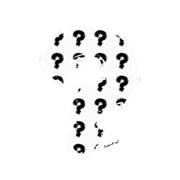 White & Black Questions by Banta
