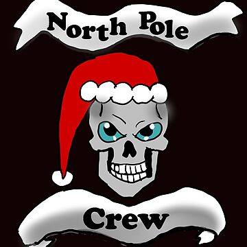 North Pole Crew by Rajee