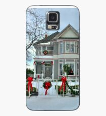 Old Fashioned Christmas Case/Skin for Samsung Galaxy