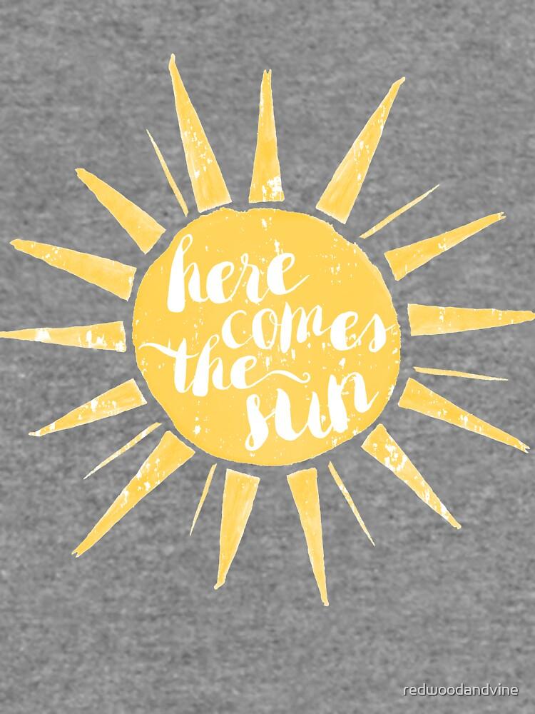 Aquí viene el sol de redwoodandvine
