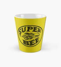 Super Bee Vintage Black Tall Mug