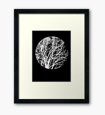 Nature into Me Framed Print