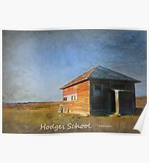 Hodges School Poster