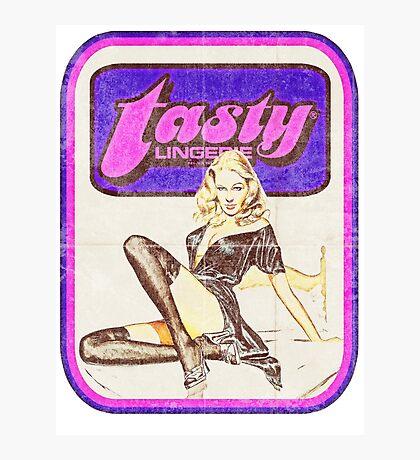 Tasty® Brand Get Ready Photographic Print