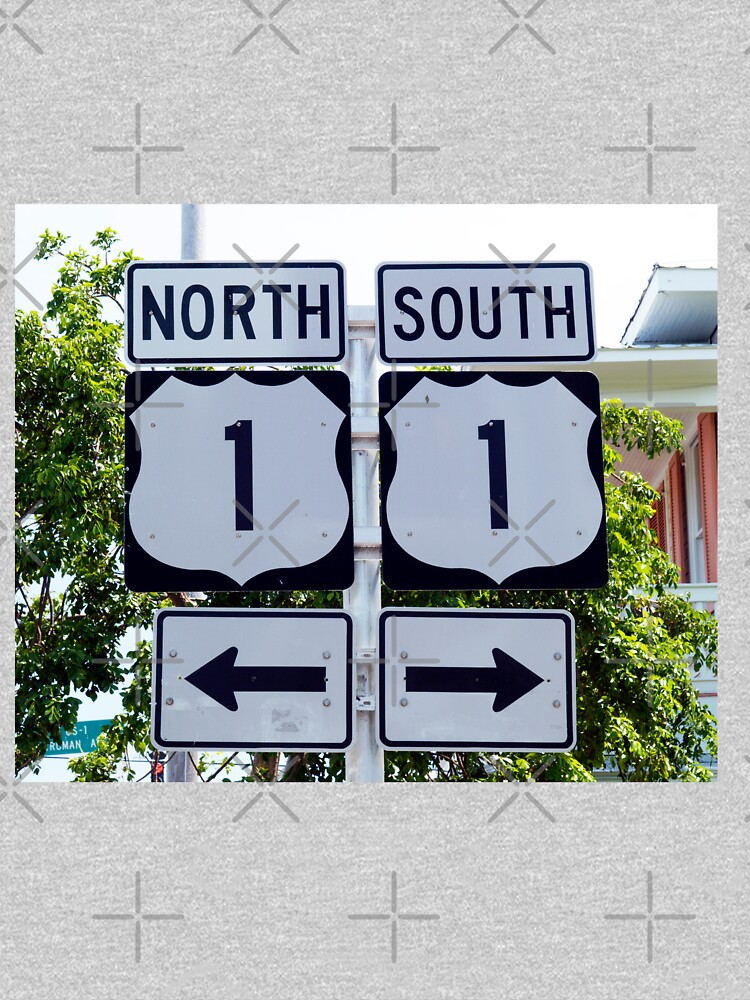 north south ,sign by erozzz