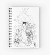 Kakasa | 火傘 Spiral Notebook