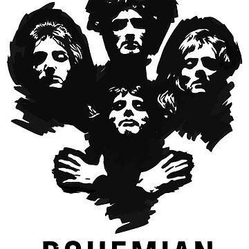 Bohemian Rhapsody by nvagkeseb