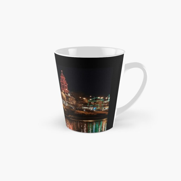 Plaza Lights Tall Mug