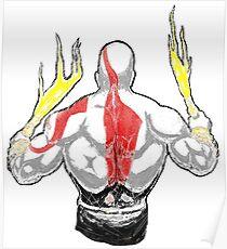 Fading God - Kratos! Poster