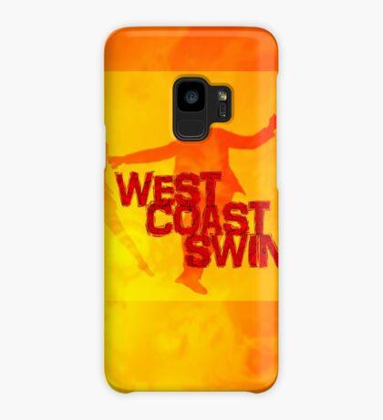 West Coast swing Case/Skin for Samsung Galaxy