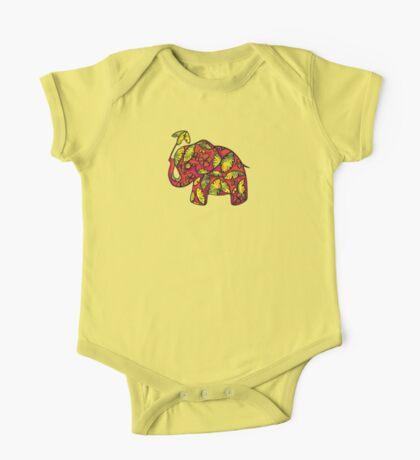 Umbrellaphant Raspberry Splice Kids Clothes