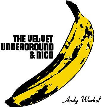 The Velvet Underground & Nico, Impresión GRANDE de Garblesnatcher