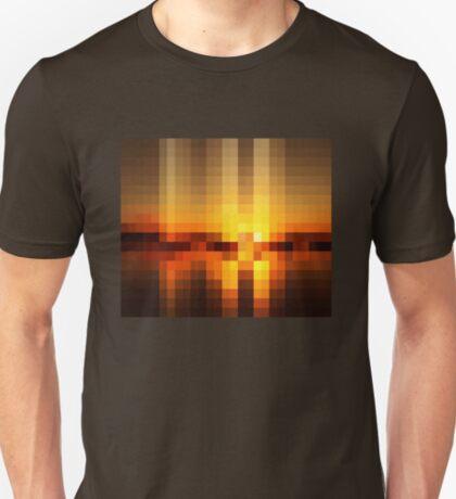 Nature Pixels No 19  T-Shirt