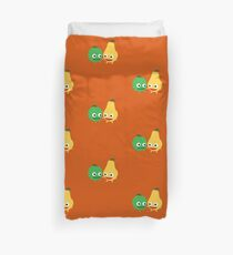 Apples and pears Duvet Cover