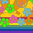 Flower Power Brights by Sheri42