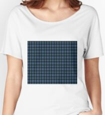 Solitude Plaid Women's Relaxed Fit T-Shirt