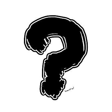Black Question by Banta