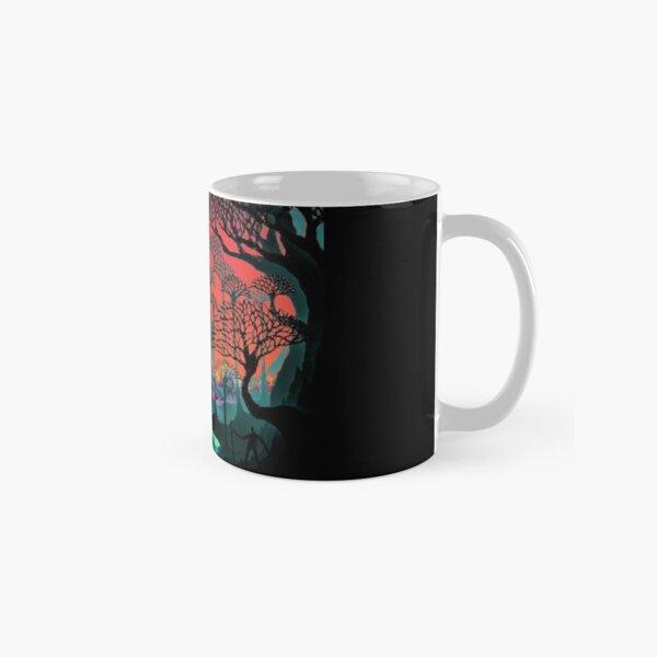Forest Spirit - Woodland Illustration Classic Mug
