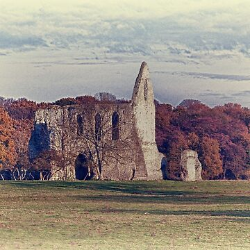 Newark Priory by GrahamPrentice