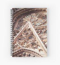 """Allure"" Church Watercolor Spiral Notebook"