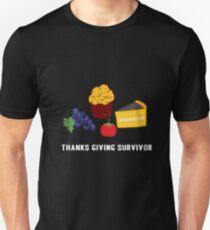 THANKS GIVING SURVIVOR - THANKSGIVING  Unisex T-Shirt