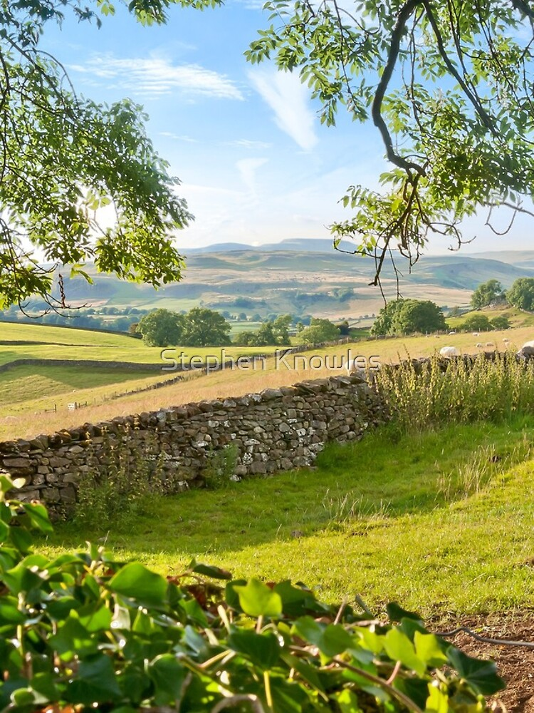 God's own County, North Yorkshire by stephenknowles