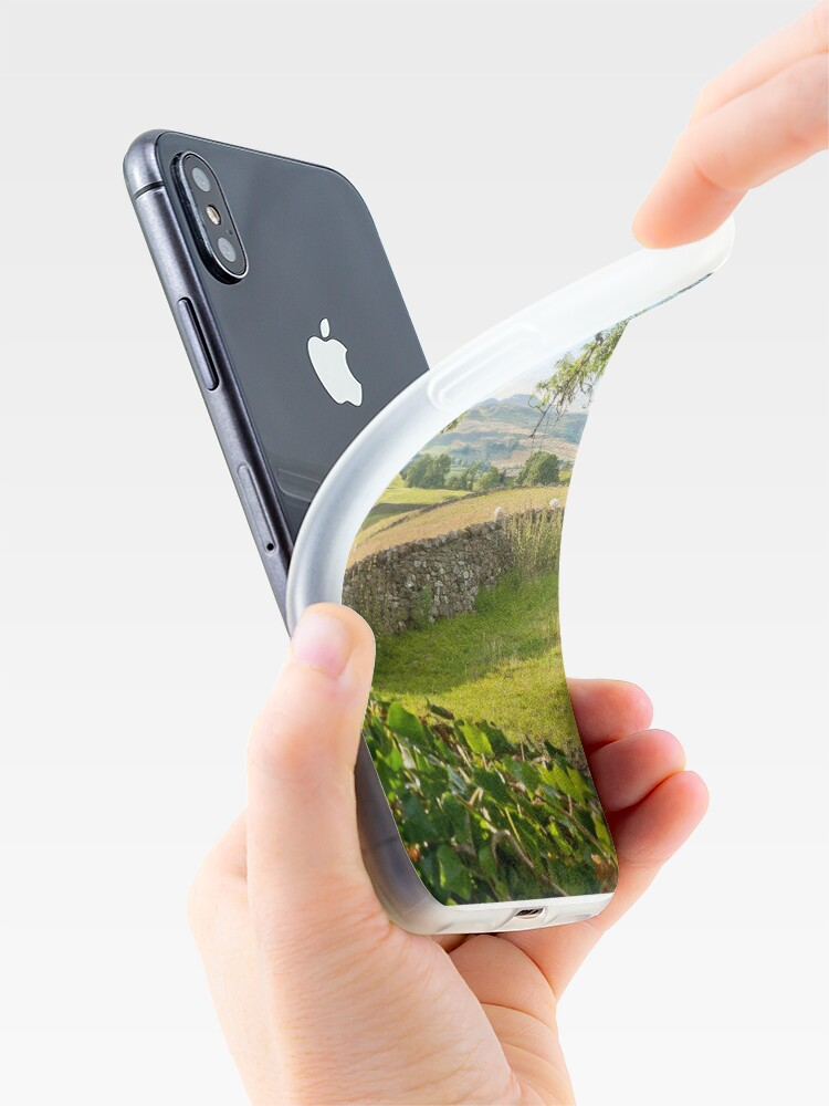Alternate view of God's own County, North Yorkshire iPhone Case & Cover