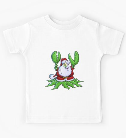 Santa Kids Clothes