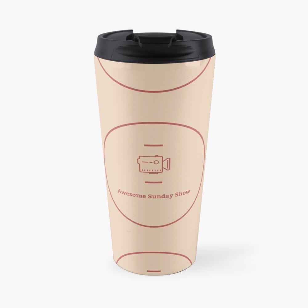 minimalist Travel Mug