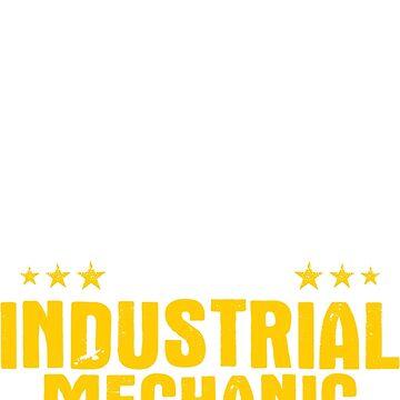 Industrial Mechanic Industry Death Smiles Gift by Krautshirts