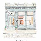 Chloe Boutique in SoHo NYC by uzualsunday