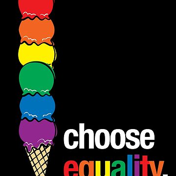 LGBT equality by GeschenkIdee