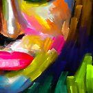 Maya's Eye  by Nora Gad