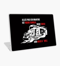 Trucker Truck Driver Limited Edition Laptop Skin