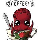 Where is my coffee? by RoxysArtShop