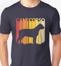 Vintage Retro Cane Corso Christmas Gift Unisex T-Shirt